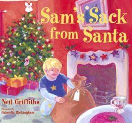 Sams Sack from Santa
