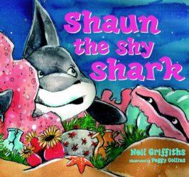 Shaun the shy shark